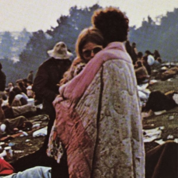 The Couple from the Woodstock Album Are Relationship Goals