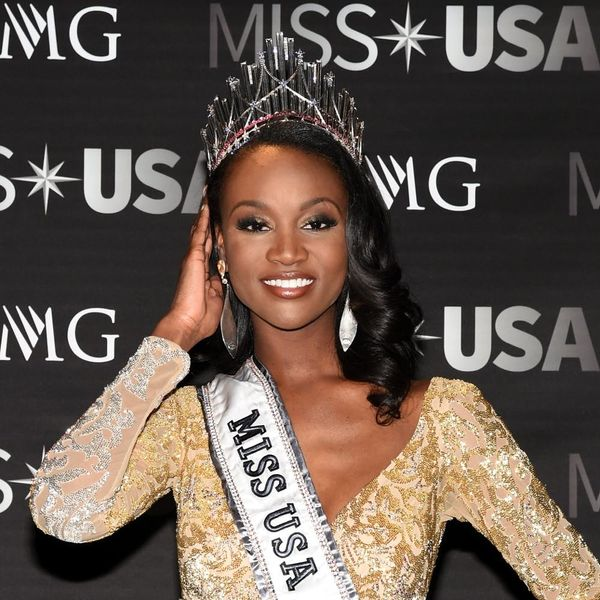 Here's Why Everyone Is Freaking Out Over the New Miss USA