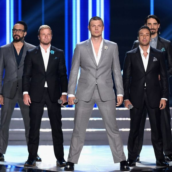 The Backstreet Boys' Miss USA Appearance Was Better Than Your Wildest Dreams