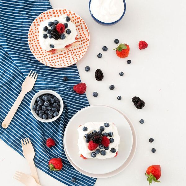 How to Make a Patriotic 4th of July Poke Cake