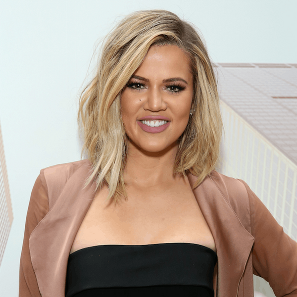 You'll Never Believe the Wacky Product Khloe Kardashian Uses to Get Stronger Nails