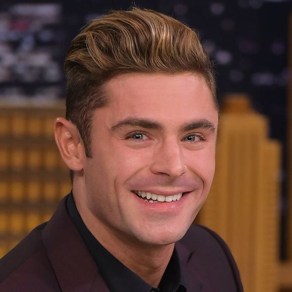 Zac Efron's Latest Hair Transformation Is His Most Shocking Yet
