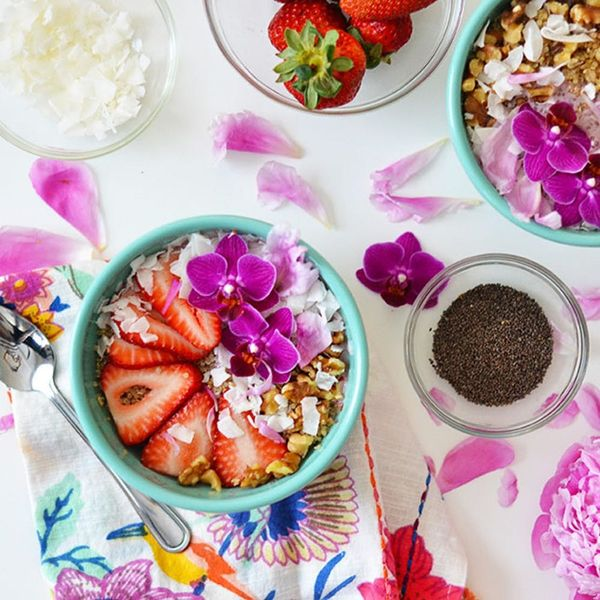 Give Your Bod a Power Boost With This Strawberry Chia Quinoa Bowl