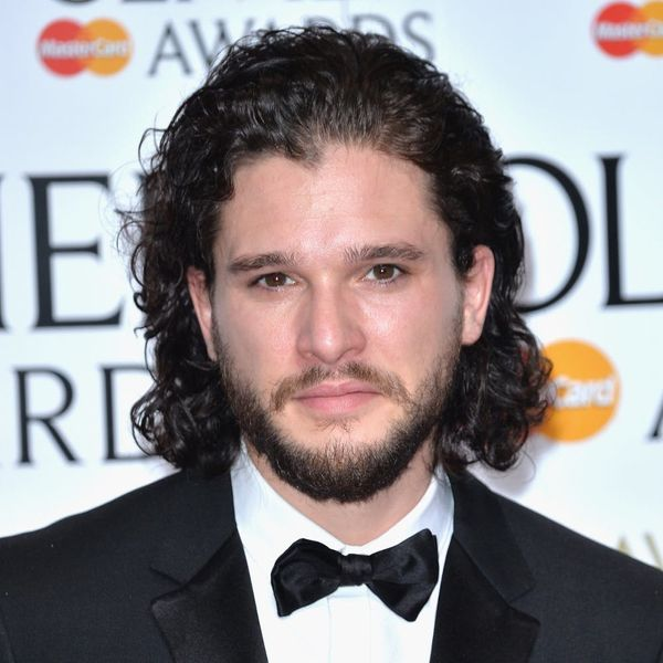 Kit Harington Shaved His Beard and Fans Are Freaking Out