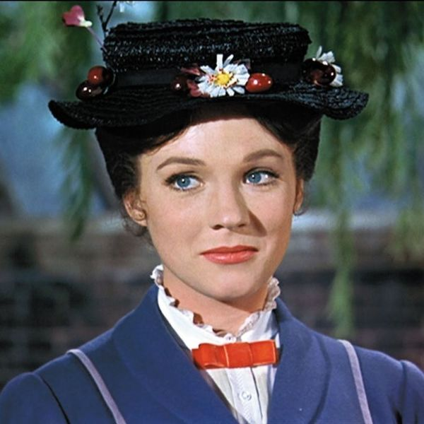 Julie Andrews (the OG Mary Poppins) Is Getting a New Netflix Show