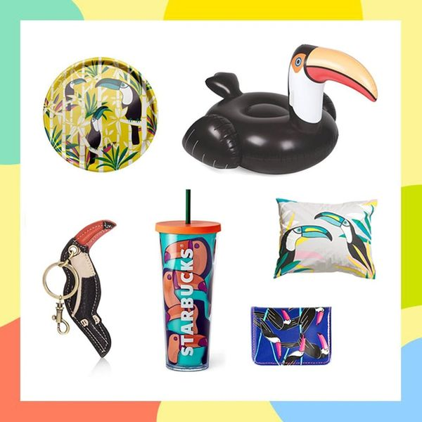 See Ya, Flamingo! 15 Ways to Embrace the Toucan Trend