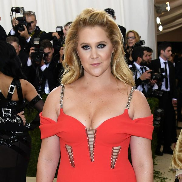 Amy Schumer Is Trying to Break the Internet Kim K Style (As in, Naked)