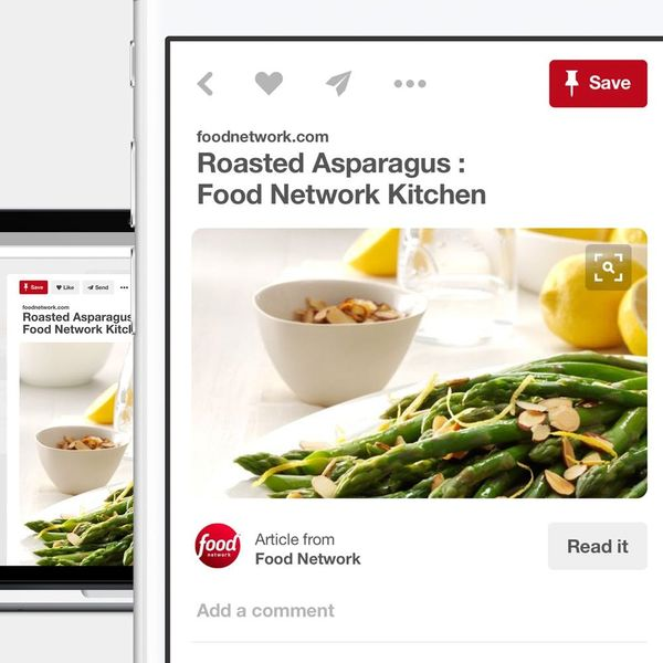 Pinterest Is Getting Rid of Their Pin It Button for Good
