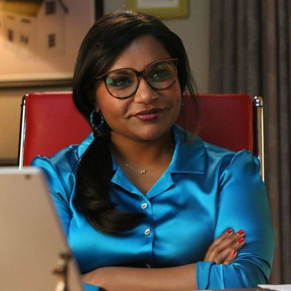 Fashion Lovers Need to Hear the Story Behind Mindy Kaling's On-Screen Style