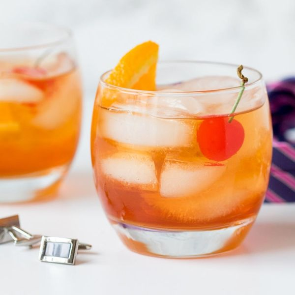 The Old Fashioned: An Old Fashioned Treat for Father's Day!
