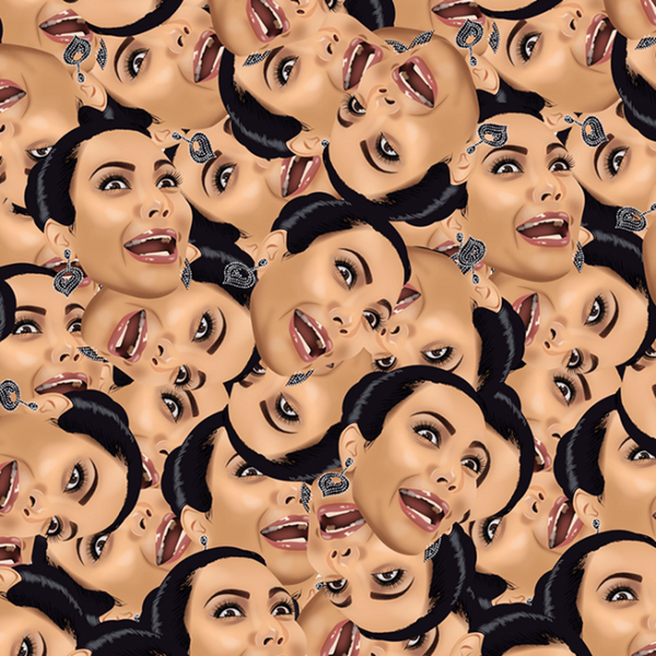 The New Kimoji You'll Actually Use Even Though You're Over Kim K