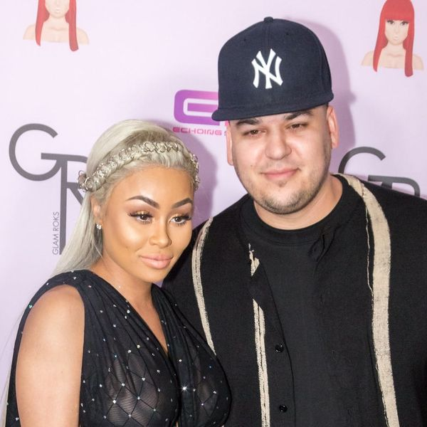 Rob Kardashian and Blac Chyna Are Getting Their Own Show