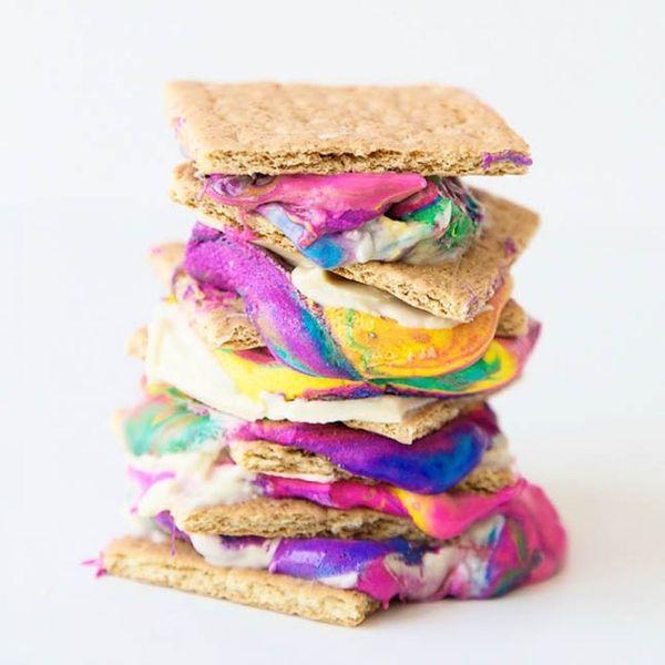 rainbow dessert recipes