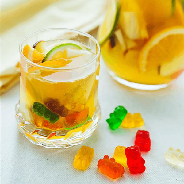 10 Gummy Bear Shots That Are Sweet + Boozy Magic