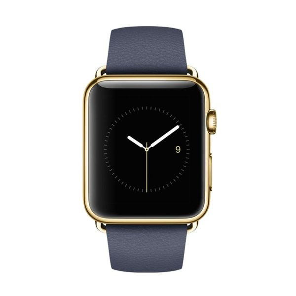 Coach Steps into the Tech Game With Gorg New Apple Watch Bands