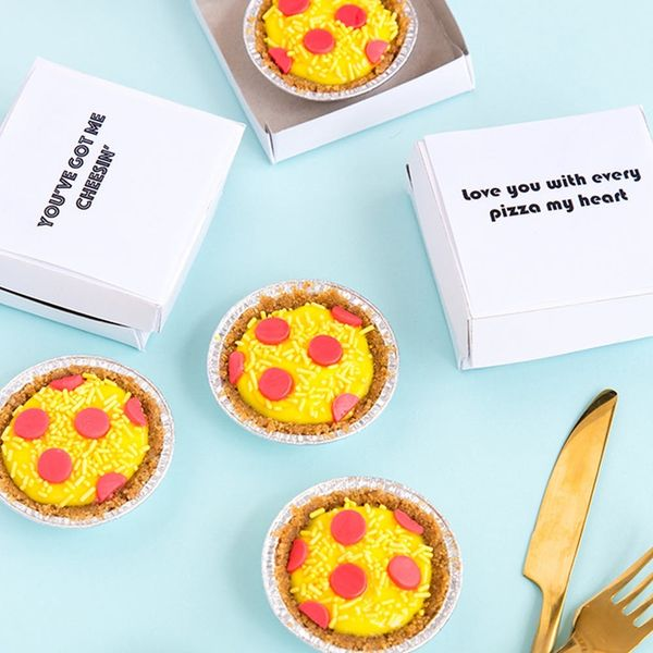 Make Dad a Mini Pizza Pie for Father's Day