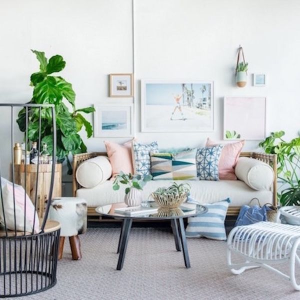 This New Lulu and Georgia Home Collection Is Summer Decor #Goals