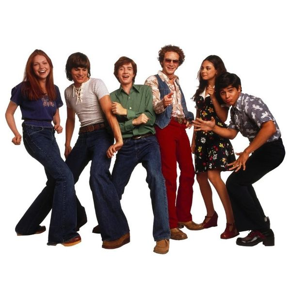 Check Out Which That '70s Show Star Just Got Hitched