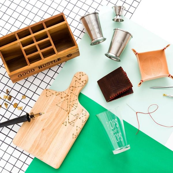 6 Easy Ways to DIY an Awesome Personalized Gift for Dad