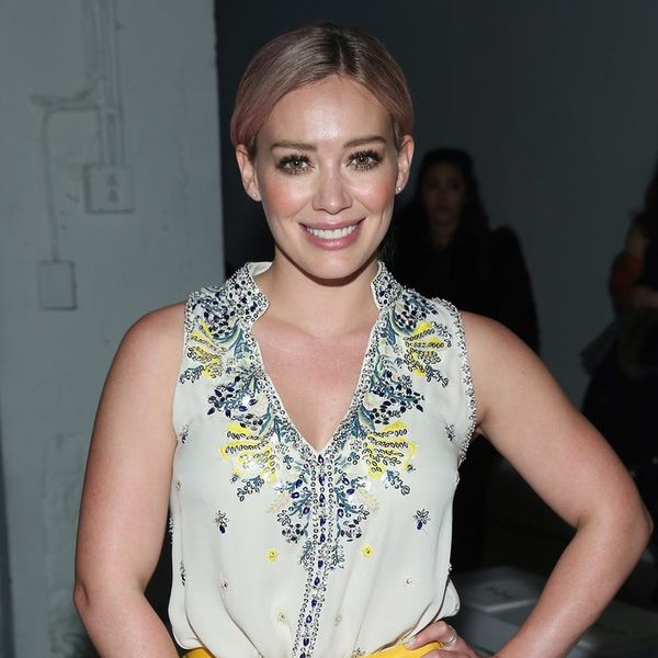 Hilary Duff's Lunch Fail and More Celeb DIYs of the Week