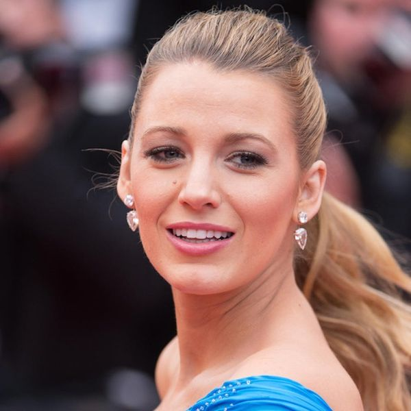 This Is Blake Lively's Lazy-Girl Hair Hack to Make Any 'Do Fancy