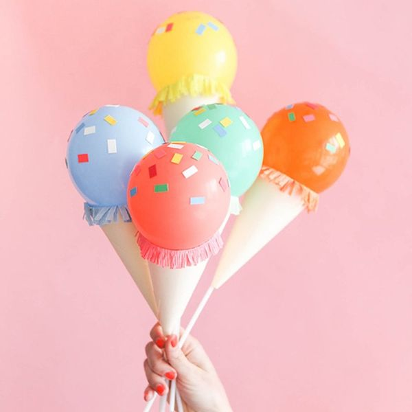 20 Creative Balloon DIYs to Rock at Your Summer Party