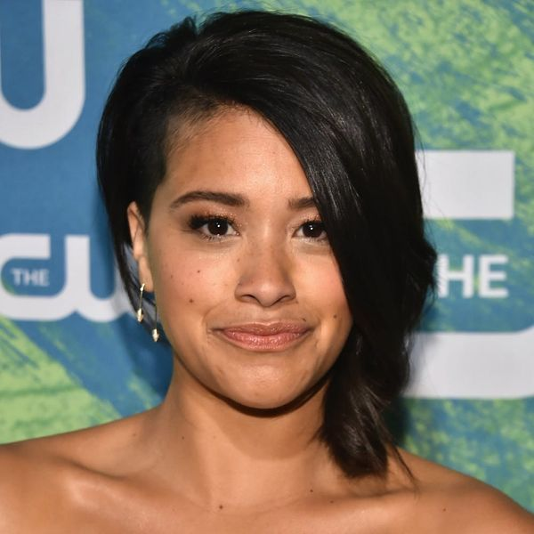 Gina Rodriguez's Latest Beauty Confession Is the Most Uplifting Thing You'll Hear All Day