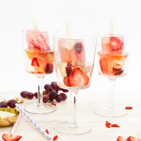 These Boozy Sangria Popsicles Are the Perfect Way to Celebrate National Grape Popsicle Day
