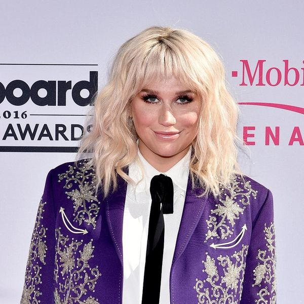 Check Out Kesha's Luscious New Hairstyle