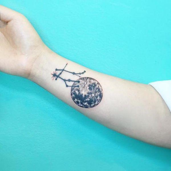 12 Tattoo Ideas Perfect for the Gemini Gal