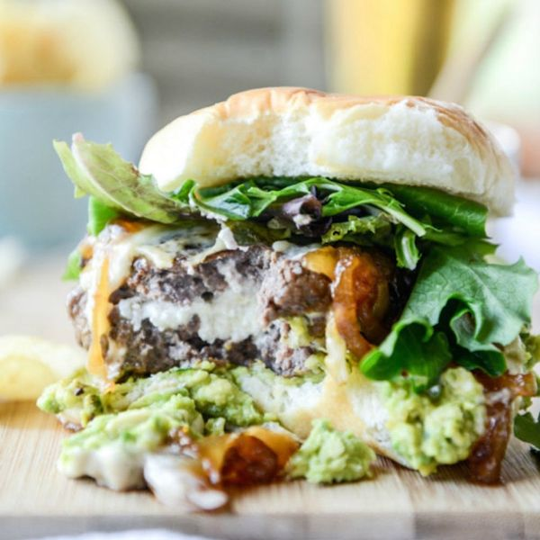 14 Juicy Lucy Stuffed Burger Hacks for Your Memorial Day BBQ