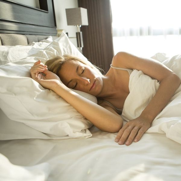 The Weird Scientific Reason It's So Hard to Sleep in a Hotel Room