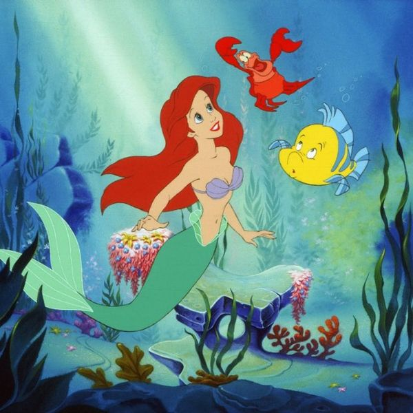 OMG. Disney Might Be Making a Live Action Little Mermaid Movie
