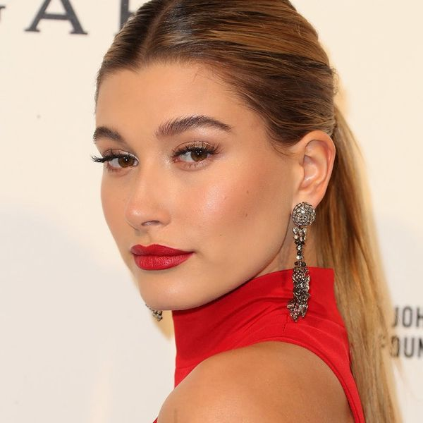 Hailey Baldwin's New BFF Tattoo Is NOT With Kendall Jenner