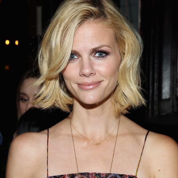 Brooklyn Decker Just Debuted an Unexpected Summer Hair Color