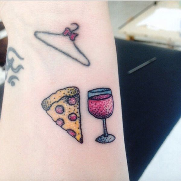 12 Wine Tattoos for the Vino-Obsessed Gal