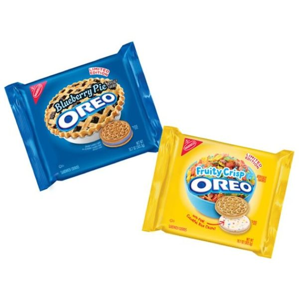 Oreo Is Introducing Not One but TWO New Flavors for Summer