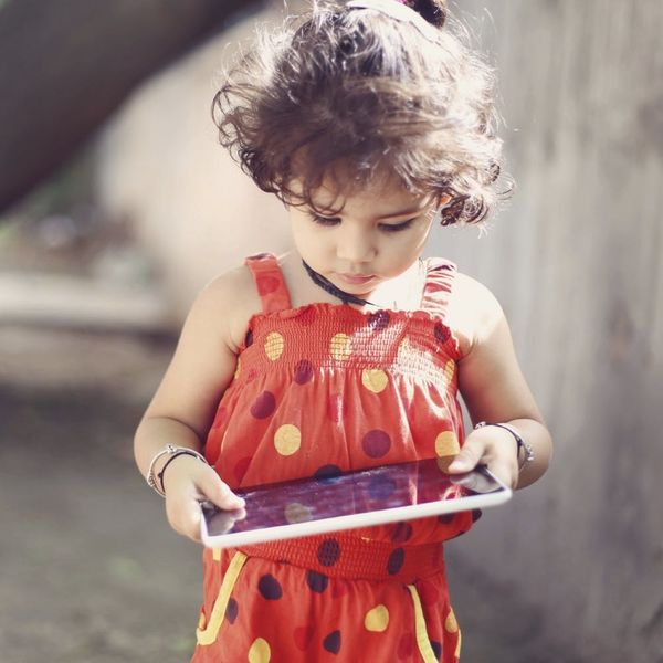 This Might Be the Reason Your Kids Have a Tantrum When You Turn Off Their Devices