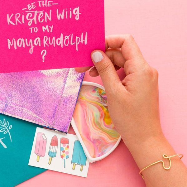 This DIY Bracelet Is the Perfect Addition to Your Bridesmaid Proposal Package