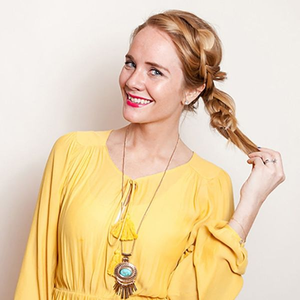 Hack Spring's Must-Have Braided Pony in Five Minutes Flat