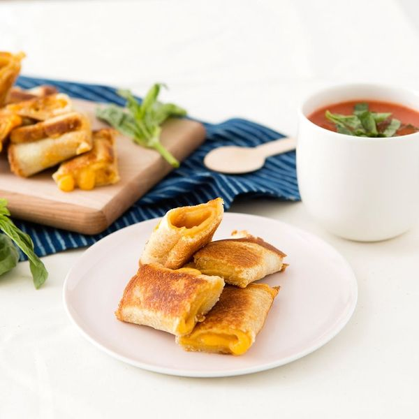 Make These Grilled Cheese Roll-Ups for the Ultimate Comfort Food Fix