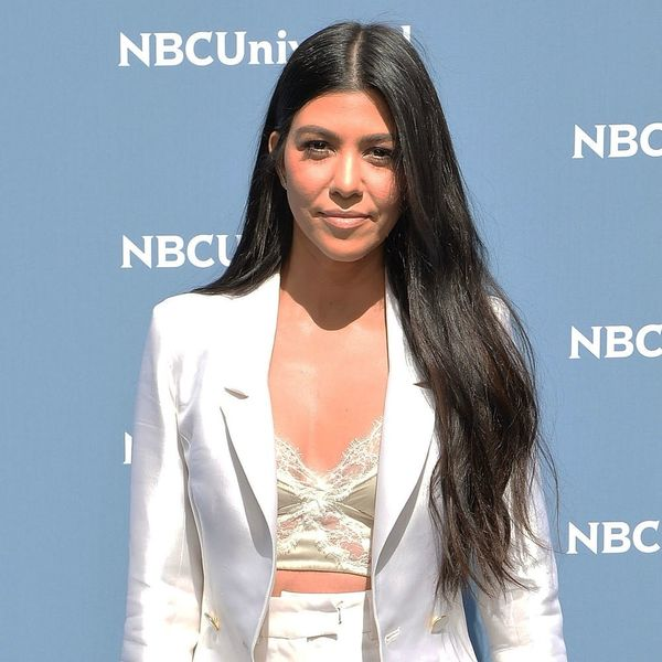 This Is Not a Drill: Kourtney Kardashian Is on Bumble