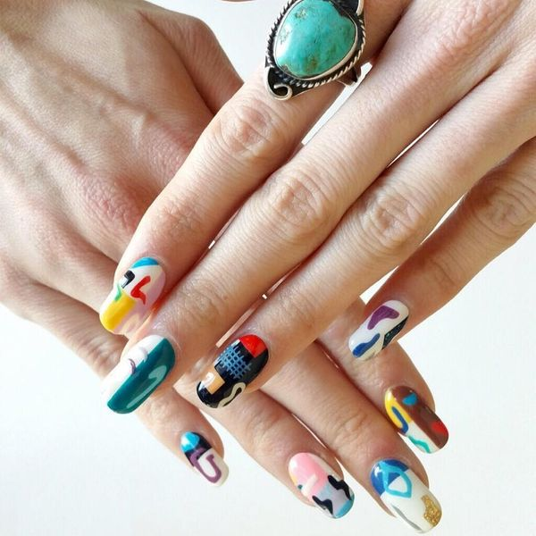 29 Next-Level Manicures to Step Up Your #OOTD Game