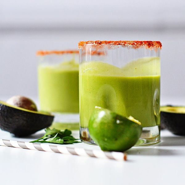 WTF This Margarita Is Made With Avocado