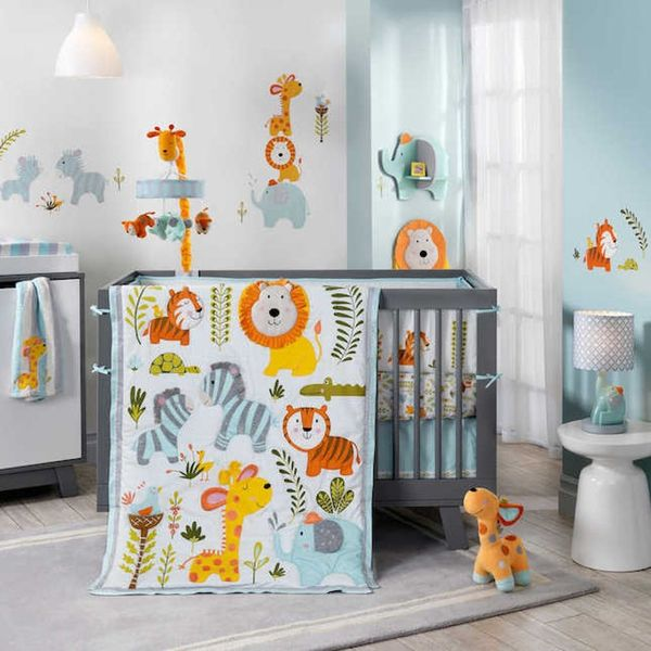 13 Bear Necessities for Your Jungle Book-Inspired Nursery