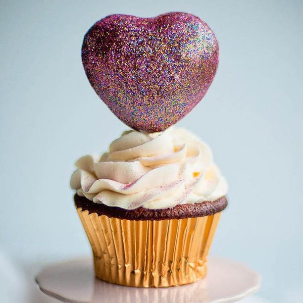 15 Glitter Recipes Sure to Make Your Day Sparkle