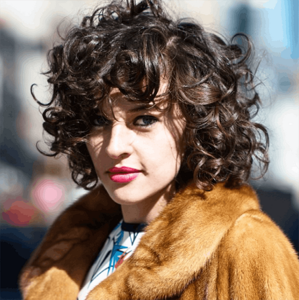 10 Instagram Hairstyles That Are All About Curl Power