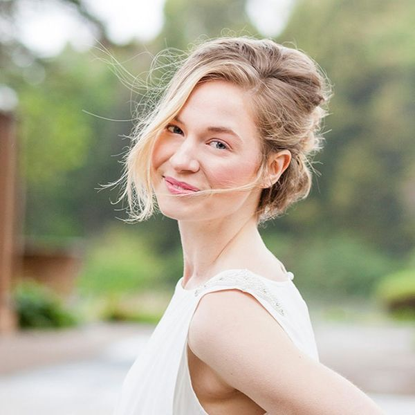 This Natural, Minimalist Makeup Look Is Perfect for Your Wedding Day