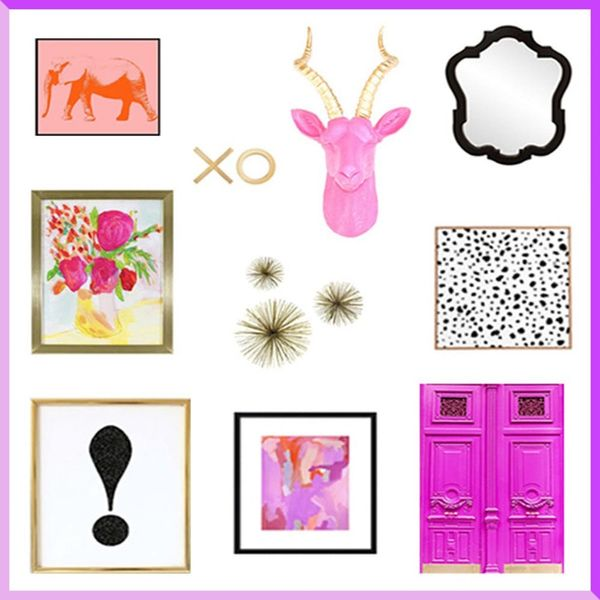 3 Fresh + Fun Ways to Decorate Your Gallery Wall