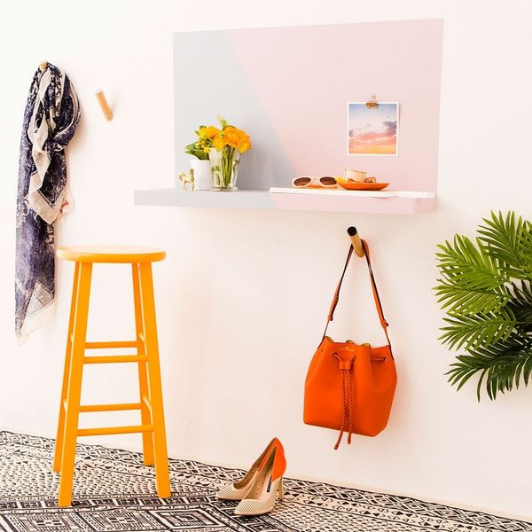 Small-Space Dwellers: This Is How to Create a Foyer
